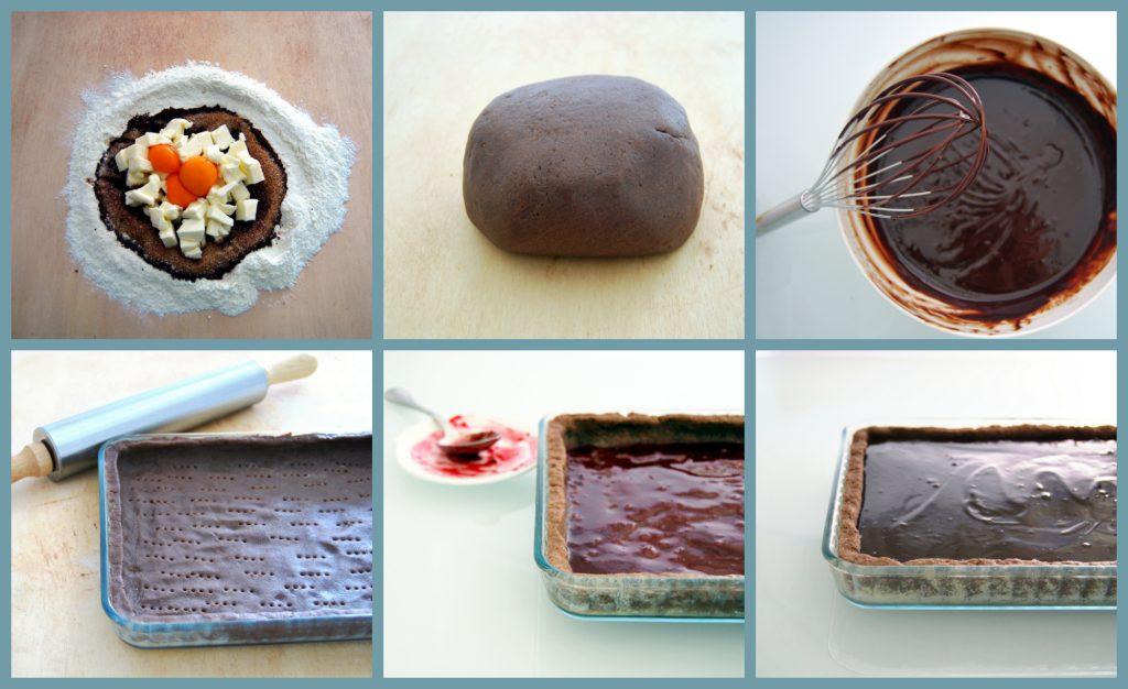 crostata Collage