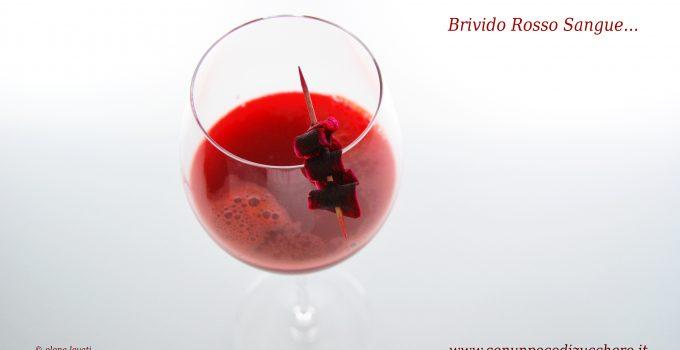 Sangue da bere… ovvero succo di carote nere per il brindisi di Halloween!