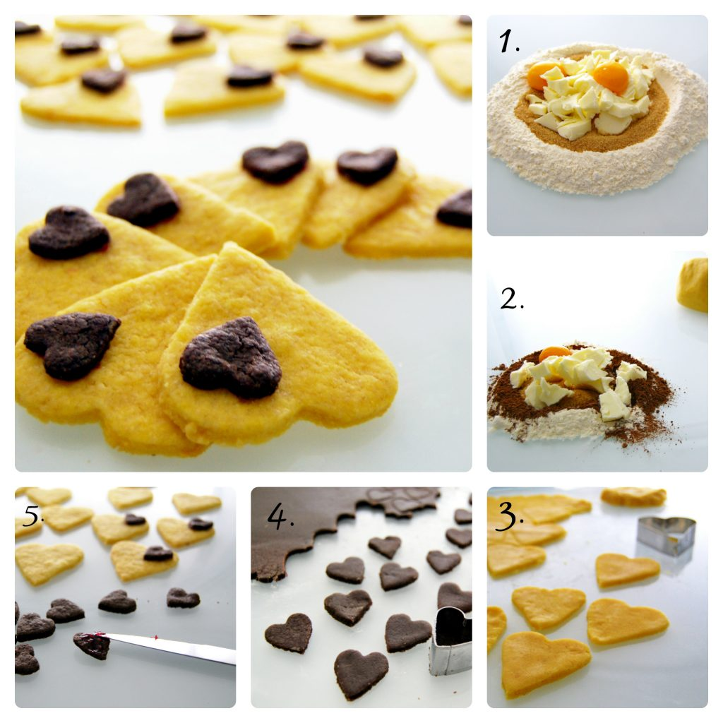 BROWN SUGAR COOKIES STEP BY STEP