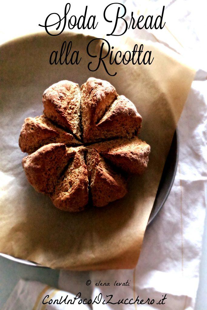 Ricotta Soda Bread