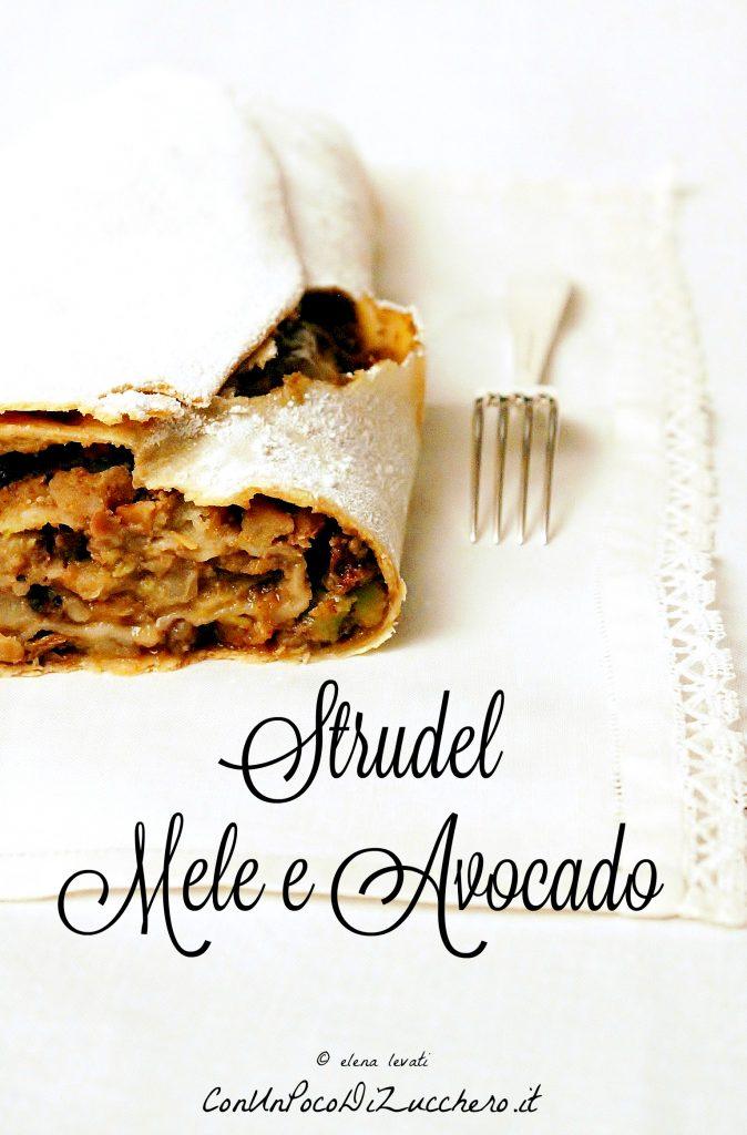 Strudel Mele e Avocado